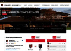 stewmelrugby.com