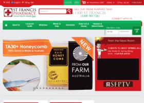 stfrancispharmacy.com.au