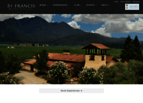 stfranciswinery.com