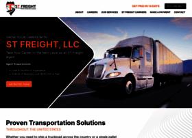 stfreight.com