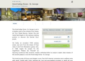 stgeorge.hotelinroma.com