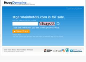 stgermainhotels.com