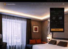 stgiles-hotels.com