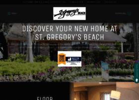stgregorysbeach.com