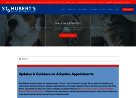sthuberts.org