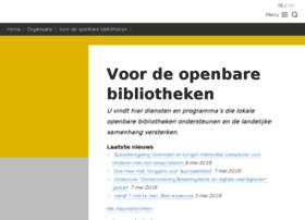 stichting.bibliotheek.nl
