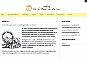 stichtinguitdebronvanchristus.nl