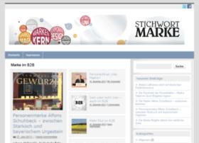stichwort-marke.de