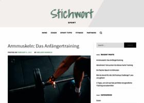 stichwort-sport.de