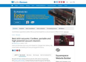 stick-vacuum-review.toptenreviews.com