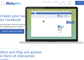 stickandplay.com