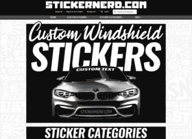 stickernerd.com