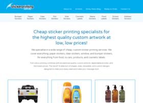 Stickerprinting.com.au