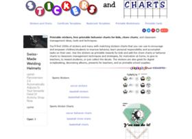stickersandcharts.com