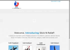 sticknrelief.com