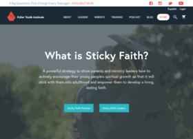 stickyfaith.org