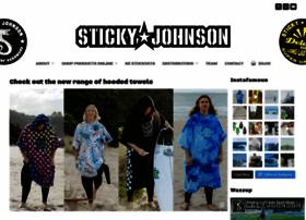 stickyjohnson.com