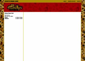 stickys.netwaiter.com