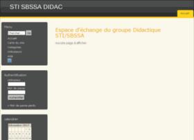 stididac.lyceehfontaine.fr