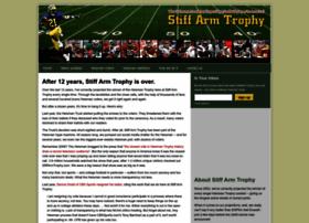 stiffarmtrophy.com