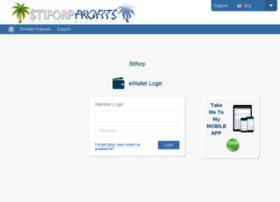 stiforp.commissionnetworks.com