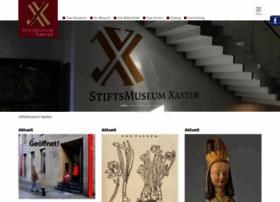 stiftsmuseum-xanten.de