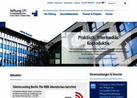 stiftung-spi.de