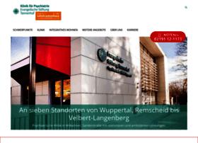 stiftung-tannenhof.de