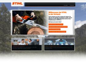 stihl.ch