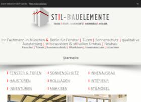 stil-bauelemente-muenchen.de