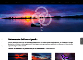 stillnessspeaks.com