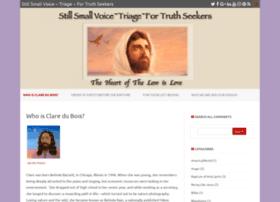 stillsmallvoicetriage.org