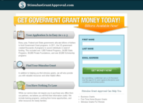 stimulusgrantapproval.com