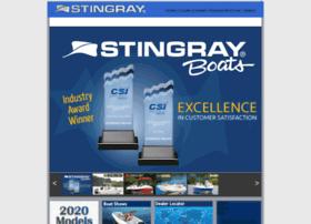 stingraypowerboats.com