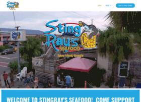 stingraysontybee.com