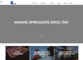 stinis-spreaders.com