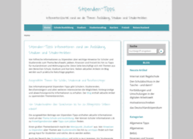 stipendien-tipps.de