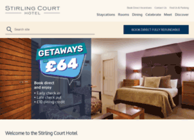 stirlingcourthotel.co.uk