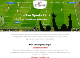 stirlingsportstravel.com