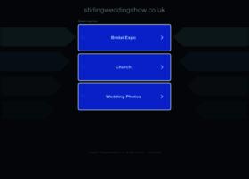 stirlingweddingshow.co.uk