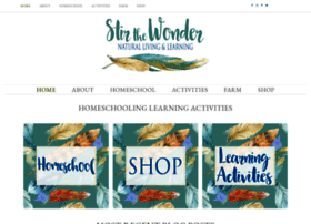 stirthewonder.com