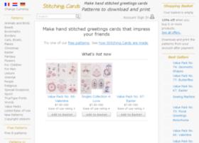 stitchingcards.com