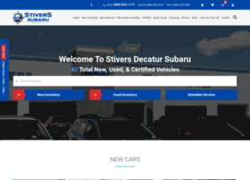 stiverssubaru.com