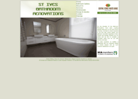 stivesbathroomrenovations.com.au