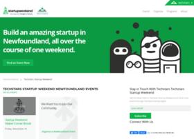stjohns.startupweekend.org