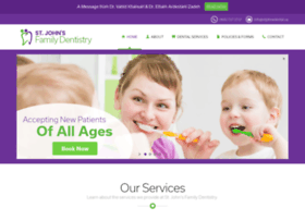 stjohnsfamilydentistry.ca