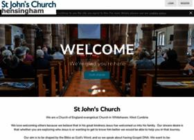 stjohnshensingham.org.uk