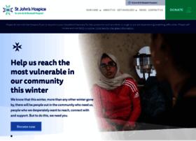 stjohnshospice.org.uk