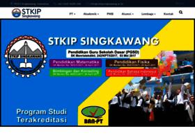 stkipsingkawang.ac.id