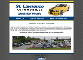 stlawrenceauto.com